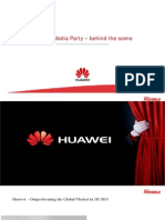 Huawei Media Party