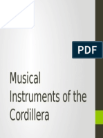musicalinstrumentsofthecordillera-140313014453-phpapp02