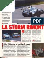 GT FIA La storm rimonta e vince