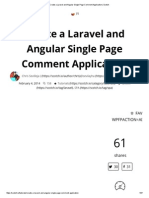 Create a Laravel and Angular Single Page Comment Application _ Scotch