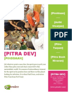 Online Pinddaan at any Place in India with all procedure