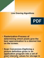 Mod 2 Dda Line Drawing Algorithm