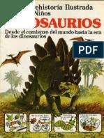 La Prehistoria Ilustrada Para Niños-Dinosaurios
