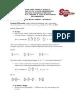 Guía de Método Numérico e Informatica