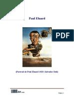 Antología Poética Bilingue Paul Eluard