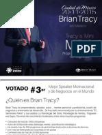 Brian Tracy en Mexico 2015