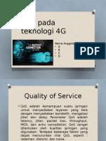 QoS Pada Teknologi 4G