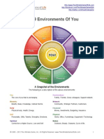 9 Environments Book - Printable