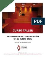 Manual Estrategias de Comunicación en El Juicio Oral1