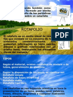 ROTAFOLIO PPT