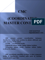Coordinated master Control in Thermal Power pLant