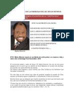 Breve Recuento de Las Herejias Del Dr