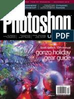 December Photoshop Magazine 2015