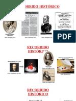 Recorrido Histórico parte 1 de la Historia de la estadística