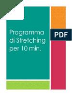 Programma Di Stretching Per 10 Minuti