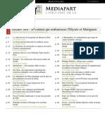 Mediapart Du 25 Novembre 2014