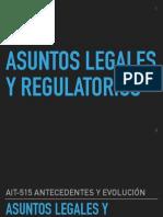 Antecedentes y Evolución de la Regulación en Telecomunicaciones