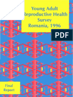 CDC Sanatatea Reproducerii Romania 1996(Cdc 8272 DS1)