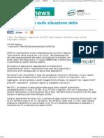 Impianti Depurazione in Italia 2014 Arpat