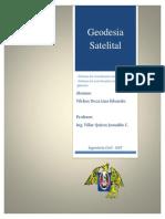 Metodos Geodesicos y Tecnicas de Observacion en la Geodesia