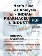 Pharma Porter Model Final