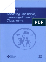 Creating Friendly Classroom