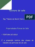 Aula - 07-08-2015 - Textura Do Solo