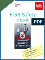 Fleet Safety eBook
