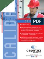 Brochure Calidad