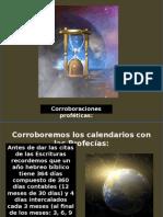 CAPITULO 8 Corroborando Los Calendarios Con Las Profecias