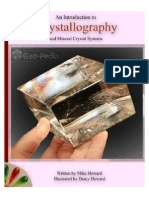 An Introduction to Crystallography and Mineral Crystal Systems