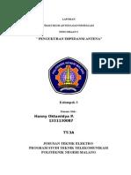laporan antena .doc