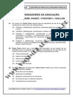 Os Pensadores Da Educacao - Vm Simulados Divulgacao-2012 (2)