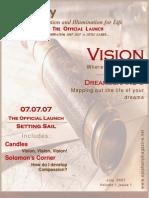 Epiphany Vol 1 Issue 1