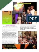 FCC Newsletter Holidays 2015