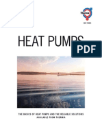 Heat Pumpsr Thermia Catalogue