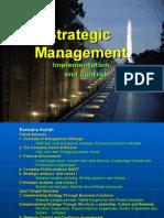 Presentasi Manajemen Strategi