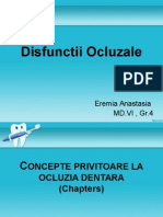 Disfunctii Ocluzale POWER POINT 2