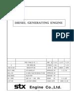 Barclay S-1272 Generator diesel