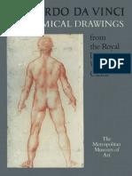 Leonardo Da Vinci Anatomical Drawings