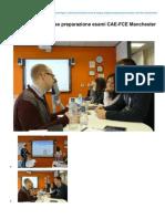 Corso Di Lingua Inglese Preparazione Esami CAE-FCE Manchester