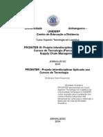 Prointer IV - Etapa Parcial EAD Logística