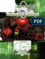 GodTech Technical Manual G-Core (5863121)