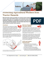 Protecting Agricultural Workers from Tractor Hazards
