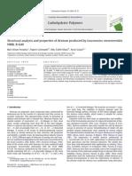 NMR Nonbranching Dextran
