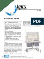 incubadoras neonatales