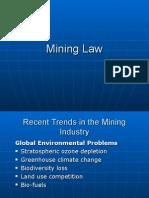 2. Mining Laws
