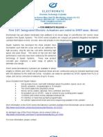 Dyadics SCN5 Press Release