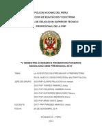 Policia Ncional Del Peru