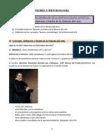 Apuntes Teoría y Metodología T. 1-4